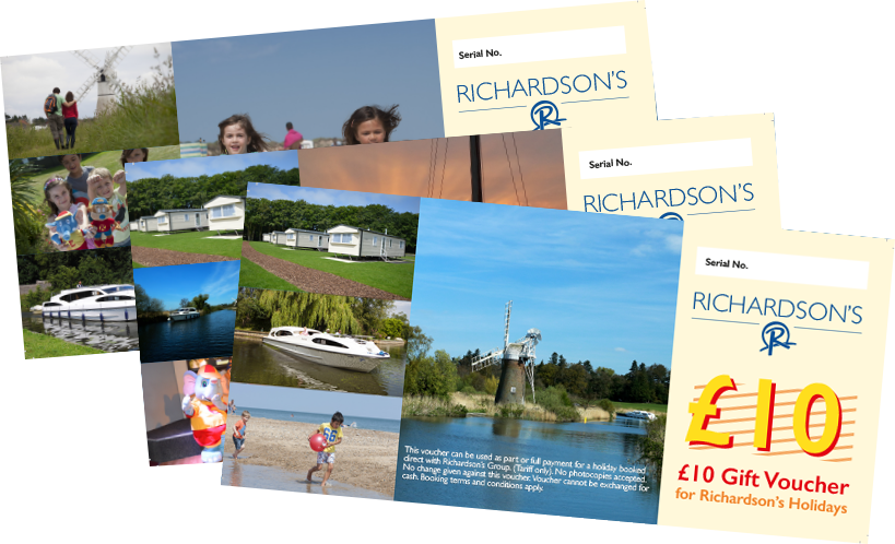 Richardsons Vouchers